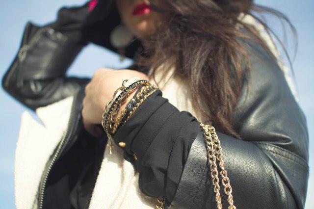 detail bracelets